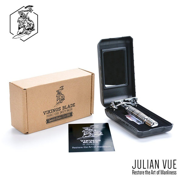 VIKINGS BLADE Double Edge Safety Razor