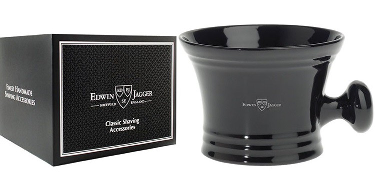 Edwin Jagger Shaving Soap Bowl