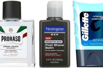 Best Aftershave for Sensitive Skin: Heal and Repair