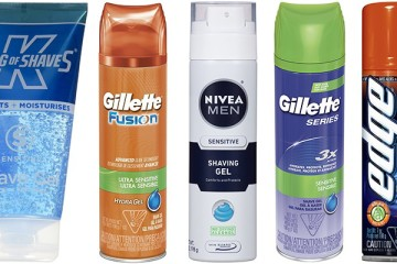 Best shaving gel for sensitive skin