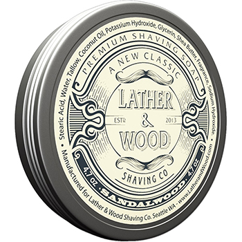 Lather wood