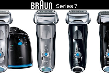 Braun Series 7 Comparison