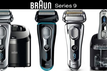 Braun Series 9 Model Comparison: Battle of the Nines