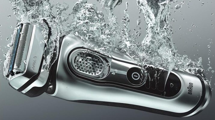 Waterproof razor