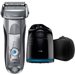 Braun Series 7 790cc-4 Electric Foil Shaver with Clean&Charge Station