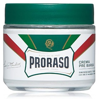 Proraso Pre-Shave Cream, Refreshing and Toning
