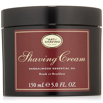 The Art of Shaving Shaving Cream, Sandalwood