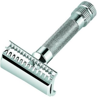 MERKUR Slant Bar Double Edge Saftey Razor