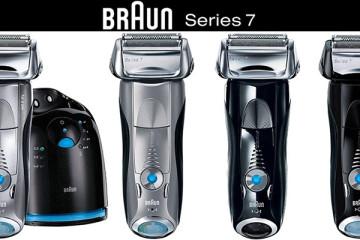 Braun Series 7 Comparison
