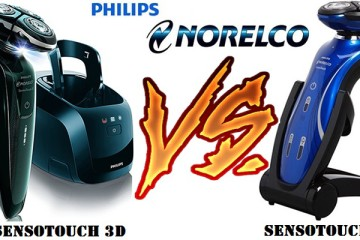 Philips Norelco Sensotouch 3D V 2D