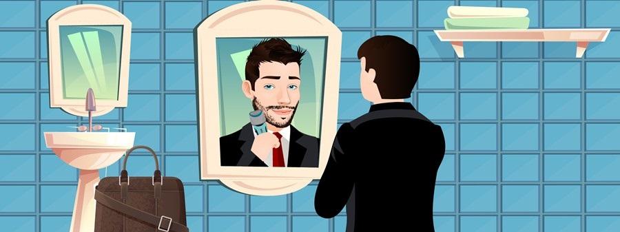 For Shaving On The Go