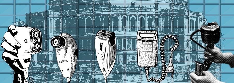 History of electric shaver