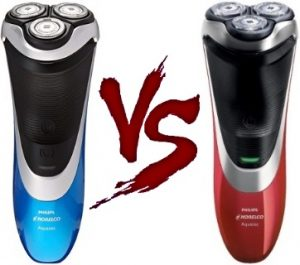 Philips Norelco 4100 vs 4200