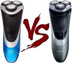 Philips Norelco 4100 vs 4500