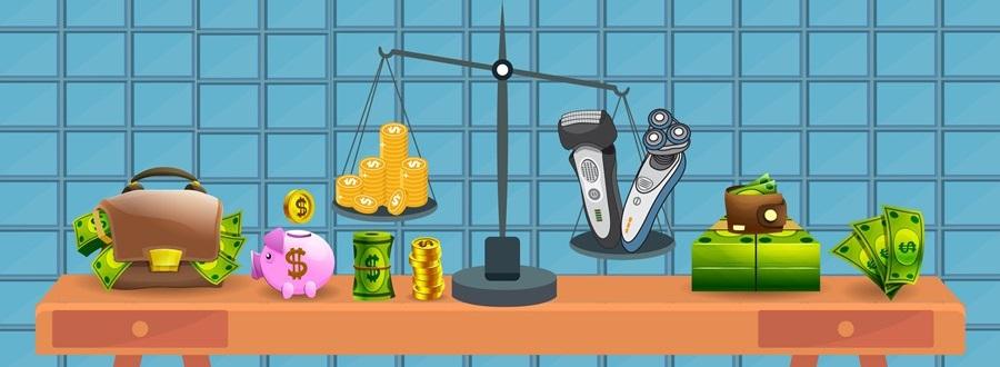 budget friendly shaver