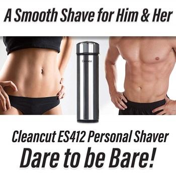 Clean Cut ES412 Shaver