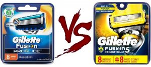 Gillette Fusion ProGlide vs ProShield: Which One Is Better Choice?
