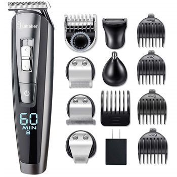 Hatteker Beard Trimmer Kit