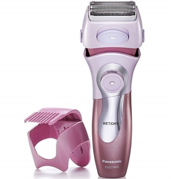 Panasonic ES2216PC Electric Shaver For Women