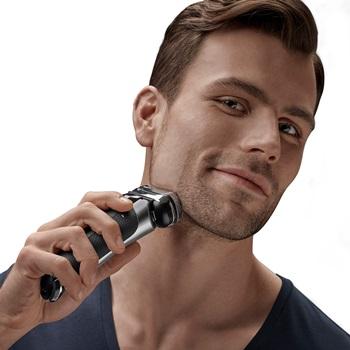 shaving performance of braun 9290cc