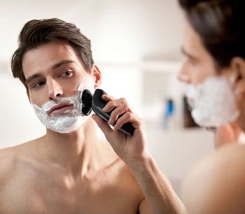 Closeness of Shave Norelco 9700