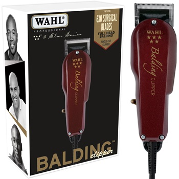 Wahl Professional 5-Star Balding Clipper #8110