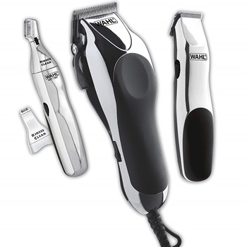 Wahl Clipper Home Barber Clipper Kit #79524-3001