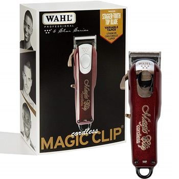 Wahl Professional 5-Star Cord & Cordless Magic Clip #8148