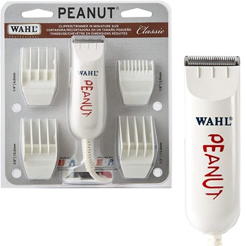 Wahl Professional Peanut Classic Clipper and Trimmer #8685