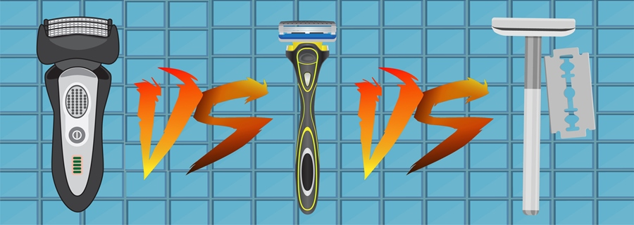 What Kind Of Razor You Should Be Using