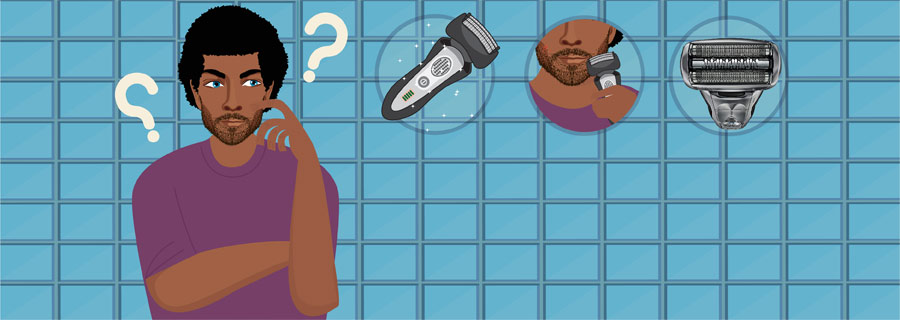 Why Should Black Men Get An Electric Razor