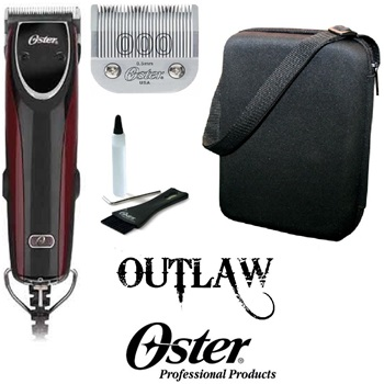 Oster Outlaw 2-Speed Turbo Boost Clipper