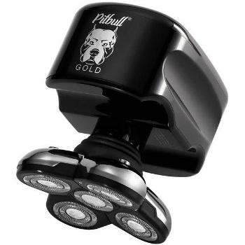 Skull Shaver Pitbull Gold Electric Razor