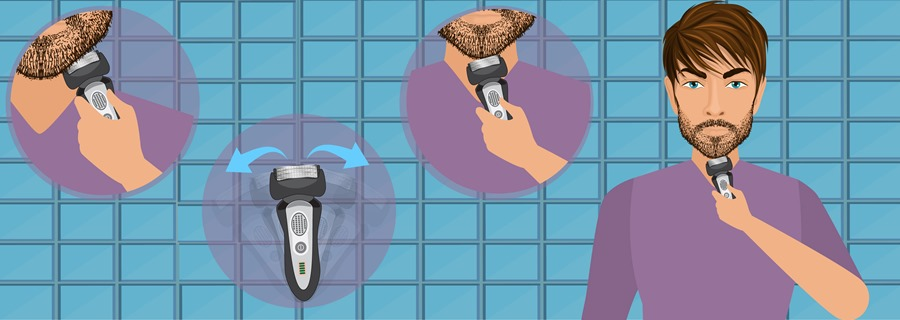 Foil Shavers Are Better At Precision