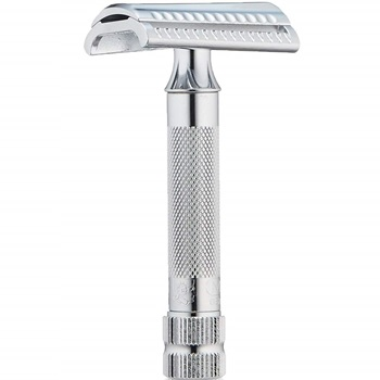 MERKUR Slant Bar Double Edge Safety Razor