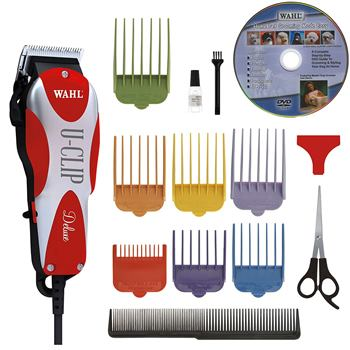 Wahl Professional Animal Deluxe U-Clip