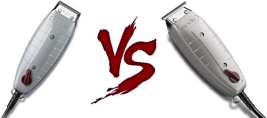 Andis Outliner 2 vs T Outliner
