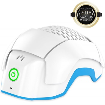 Theradome PRO LH80 - Medical Grade Laser Hair Growth Helmet
