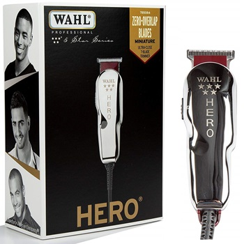 Wahl Professional 5-Star Hero Corded T Blade Trimmer #8991