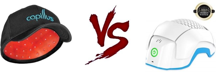 capillus vs theradome