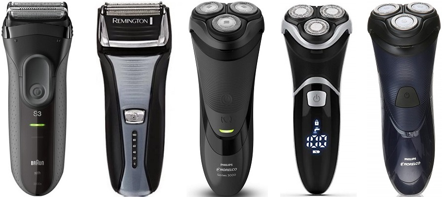 Best corded electric shaver