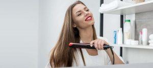Best Flat Iron For Fine Hair: Getting Silky Straight Locks