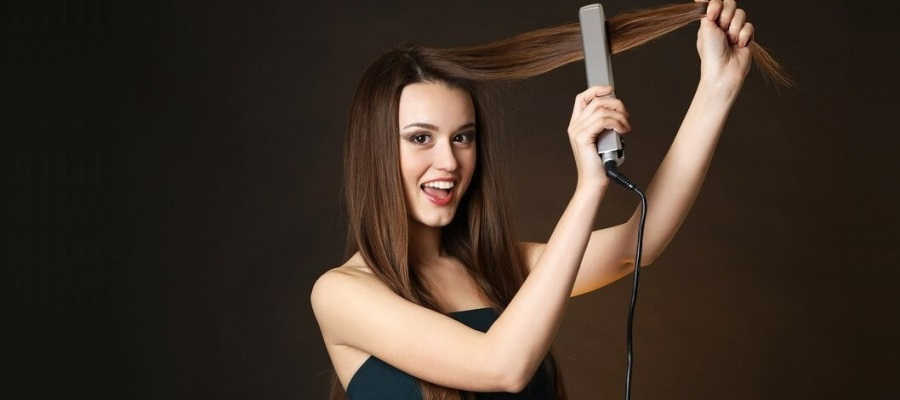 Best titanium flat iron