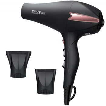 TREZORO Professional Ionic Salon Hair Dryer