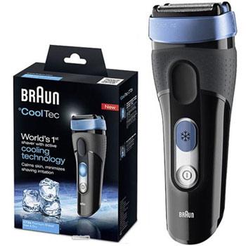 Braun Cool Tec CT2s Men's Solo Shaver