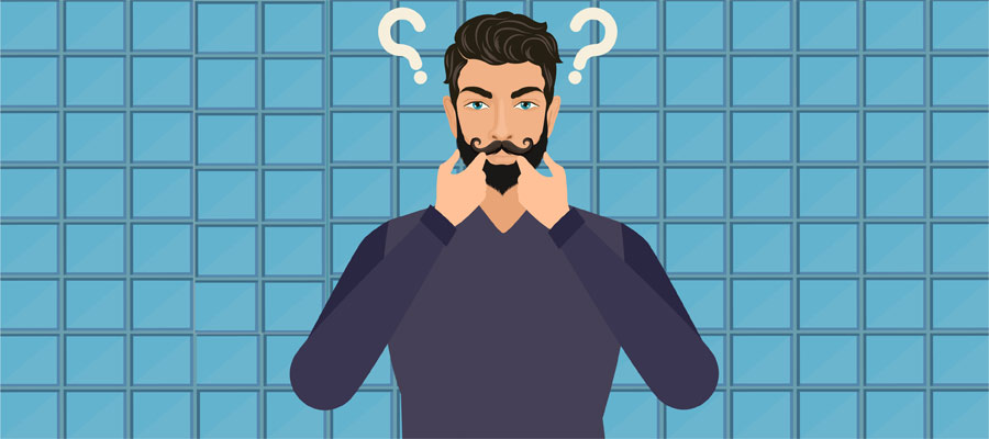How To Grow A Handlebar Mustache