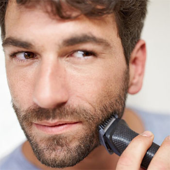 Methods for managing patchy beard